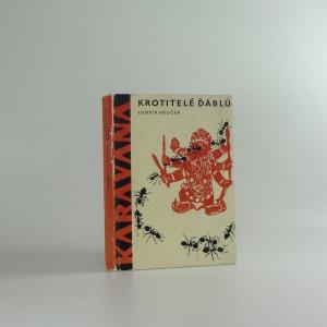 náhled knihy - Krotitelé ďáblů
