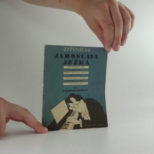 náhled knihy - Zpěvníček Jaroslava Ježka : Sedm písní s doprovodem kytary