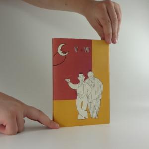 náhled knihy - Sborník 10 let Osvobozeného divadla V+W