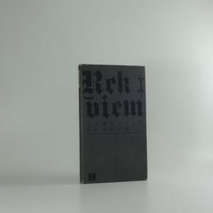 náhled knihy - Rekviem : menší valdštejnská trilogie