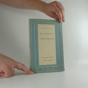 náhled knihy - Klavírní prstoklad