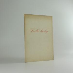 náhled knihy - Světlo lásky : hrst vánoční lyriky