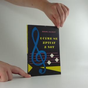náhled knihy - Učíme se zpívat z not
