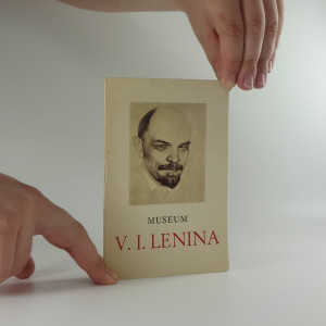 náhled knihy - Museum V.I. Lenina v Praze : průvodce