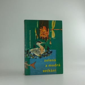 náhled knihy - Zelená a modrá setkání