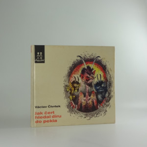 náhled knihy - Jak čert hledal díru do pekla
