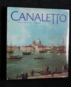 náhled knihy - Canaletto