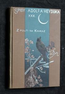 náhled knihy - Z pouti na Kavkaz : 1885