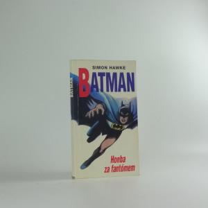 náhled knihy - Batman : honba za fantómem