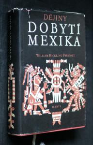 náhled knihy - Dějiny dobytí Mexika