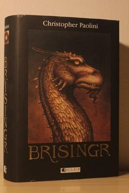 náhled knihy - Odkaz Dračích jezdců. Třetí díl, Brisingr : sedm slibů Eragona Stínovraha a Safiry Zářivé šupiny