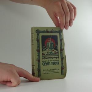 náhled knihy - Čeští páni