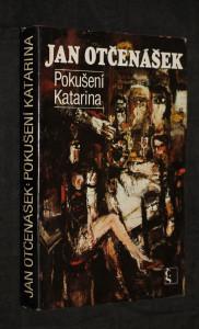 náhled knihy - Pokušení Katarina : nedokončený román