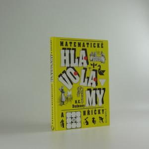 náhled knihy - Matematické hlavolamy a hříčky