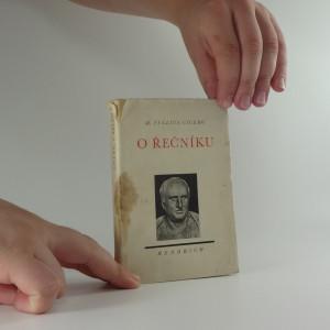 náhled knihy - O řečníku