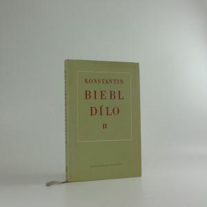náhled knihy - Dílo. II, 1926-1929