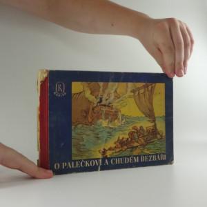 náhled knihy - O palečkovi a chudém řezbáři