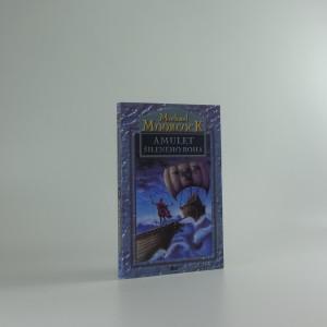 náhled knihy - Amulet šíleného boha