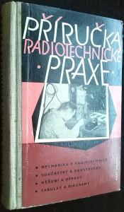 náhled knihy - Příručka radiotechnické praxr
