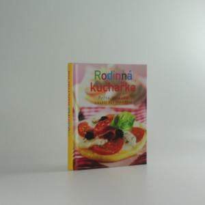 náhled knihy - Rodinná kuchařka