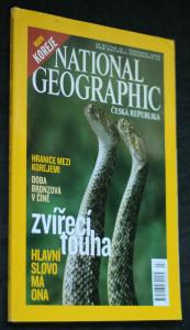 náhled knihy - National geographic červenec 2003