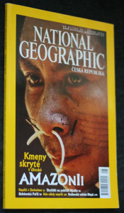 náhled knihy - National geographic srpen 2003