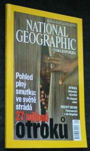 náhled knihy - National geographic září 2003