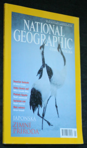 náhled knihy - National geographic leden 2003