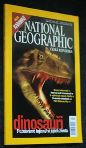 náhled knihy - National geographic březen 2003