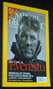 náhled knihy - National geographic květen 2003