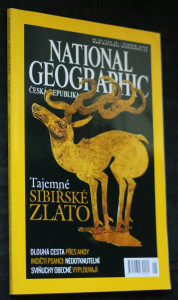 náhled knihy - National geographic červen 2003