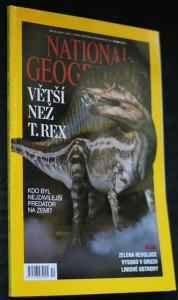 náhled knihy - National geographic říjen 2014