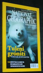 náhled knihy - National geographic březen 2004