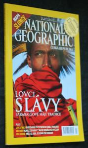 náhled knihy - National geographic červenec 2004
