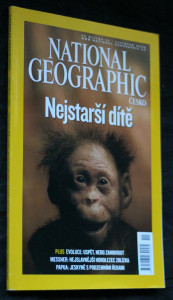 náhled knihy - National geographic listopad 2006