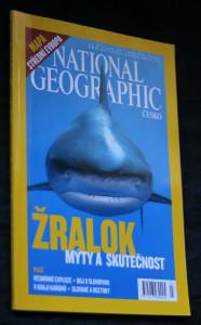 náhled knihy - National geographic březen 2007
