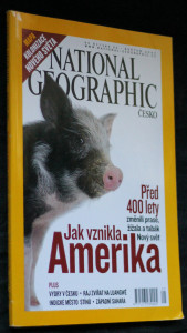 náhled knihy - National geographic květen 2007
