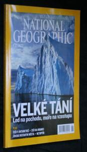 náhled knihy - National geographic červen 2007