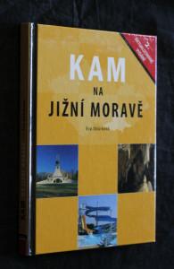 náhled knihy - Kam na jižní Moravě