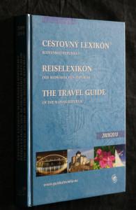 náhled knihy - Cestovný lexikón Slovenskej republiky 2009-2010