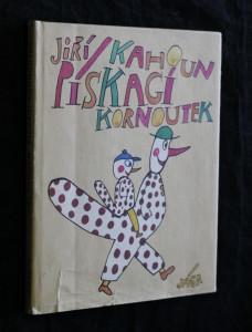 náhled knihy - Pískací kornoutek : pro děti od 3 let