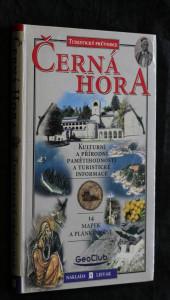 náhled knihy - Černá Hora : turistický průvodce
