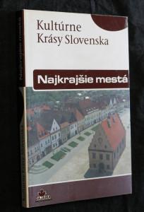 náhled knihy - Najkrajšie mestá : mestské pamiatkové rezervácie