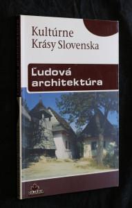 náhled knihy - Ľudová architektúra