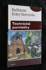 náhled knihy - Technické pamiatky