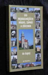 náhled knihy - 100 nejkrásnějších hradů, zámků a zřícenin : do kapsy