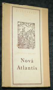 náhled knihy - Nová Atlantis