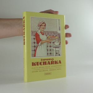 náhled knihy - Úsporná kuchařka : zlatá kniha malé domácnosti