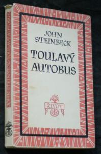 náhled knihy - Toulavý autobus : [Román]