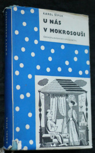 náhled knihy - U nás v Mokrosouši : [výbor povídek a humoresek]